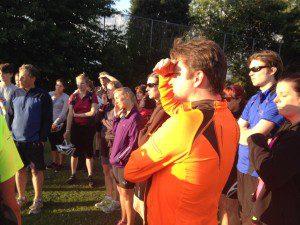 Harborough triathlon