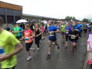 Harborough Carnival of running - Harborough half marathon