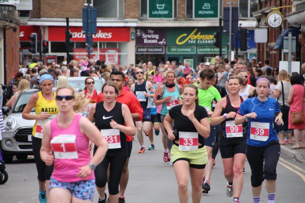Harborough half marathon 2016