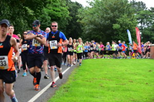 The Lutterworth Charity 5 Mile Run